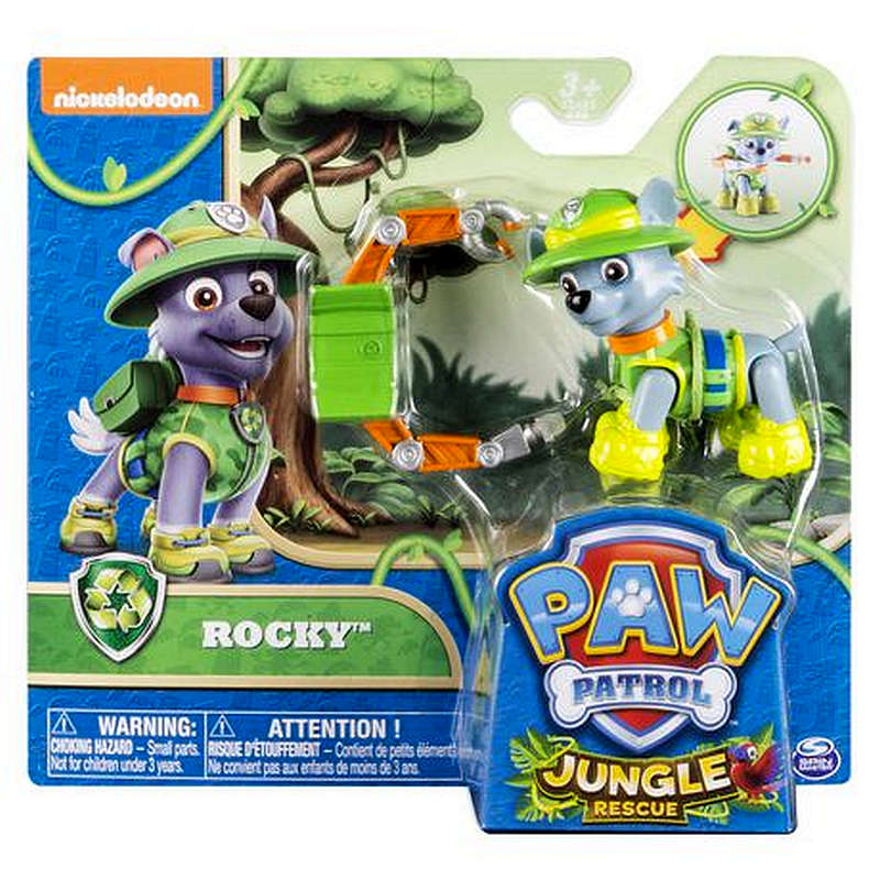 Rocky Jungle Rescue